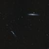 NGC 4631 und 4656 - First Light