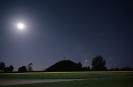 Lehberg Mondlicht und Venus